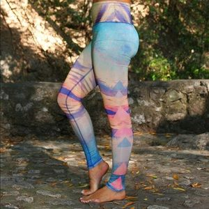 Pants - Zuvi Boho Sky Legging